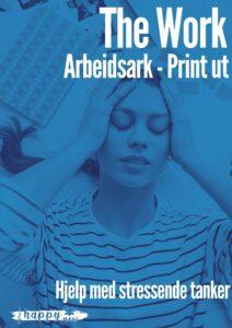 The Work bok Print ut